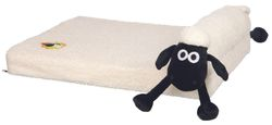 Trixie, Shaun the Sheep, Sofa Shaun, 80 × 55 cm, creme