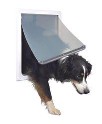 2-Wege Freilauftür für Hunde
