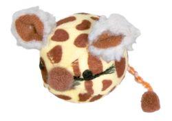 Trixie, 36 Mausbälle, Plüsch, ø 4,5 cm – Bild 1