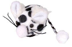 Trixie, 36 Mausbälle, Plüsch, ø 4,5 cm – Bild 2