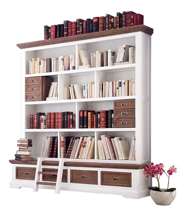 Bücherwandregal