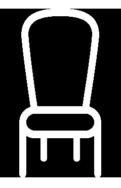 Zeichnung Esszimmerstuhl