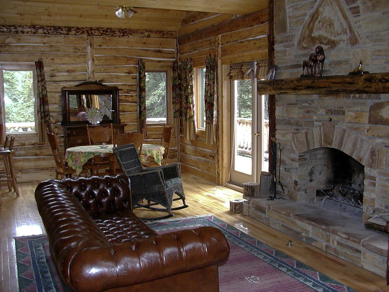 Wohnzimmer im CountryStil