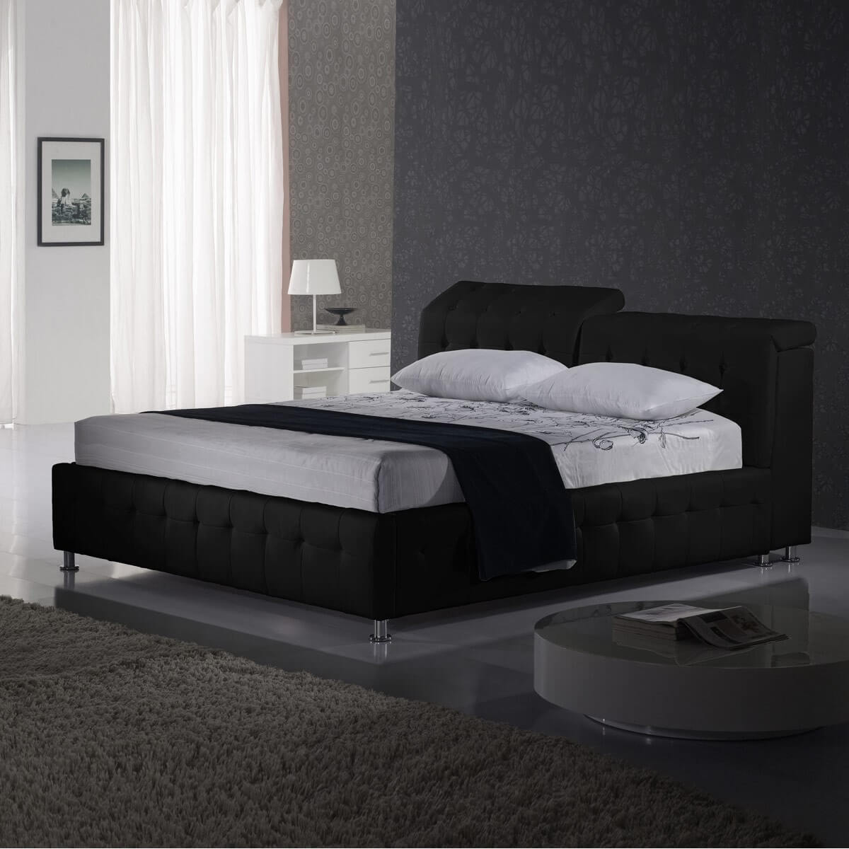 polsterbett 180x200 simple full size of betten gunstige. Black Bedroom Furniture Sets. Home Design Ideas