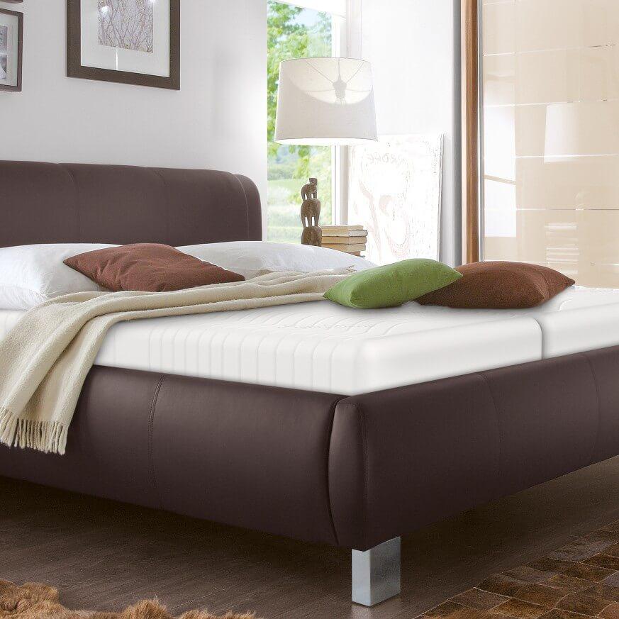 Matratze 90x200 Komfortschaum mit 7 Zonen 20cm hoch