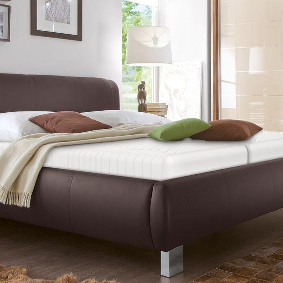 Matratze 90x200 Komfortschaum mit 7 Zonen 20cm hoch – Bild 1