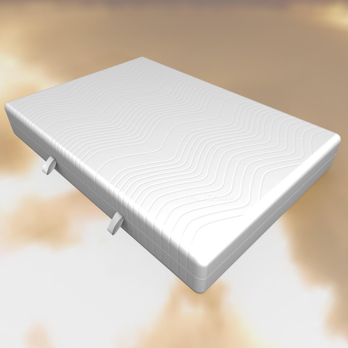 matratze 140x200 komfortschaum mit 7 zonen 27cm hoch. Black Bedroom Furniture Sets. Home Design Ideas