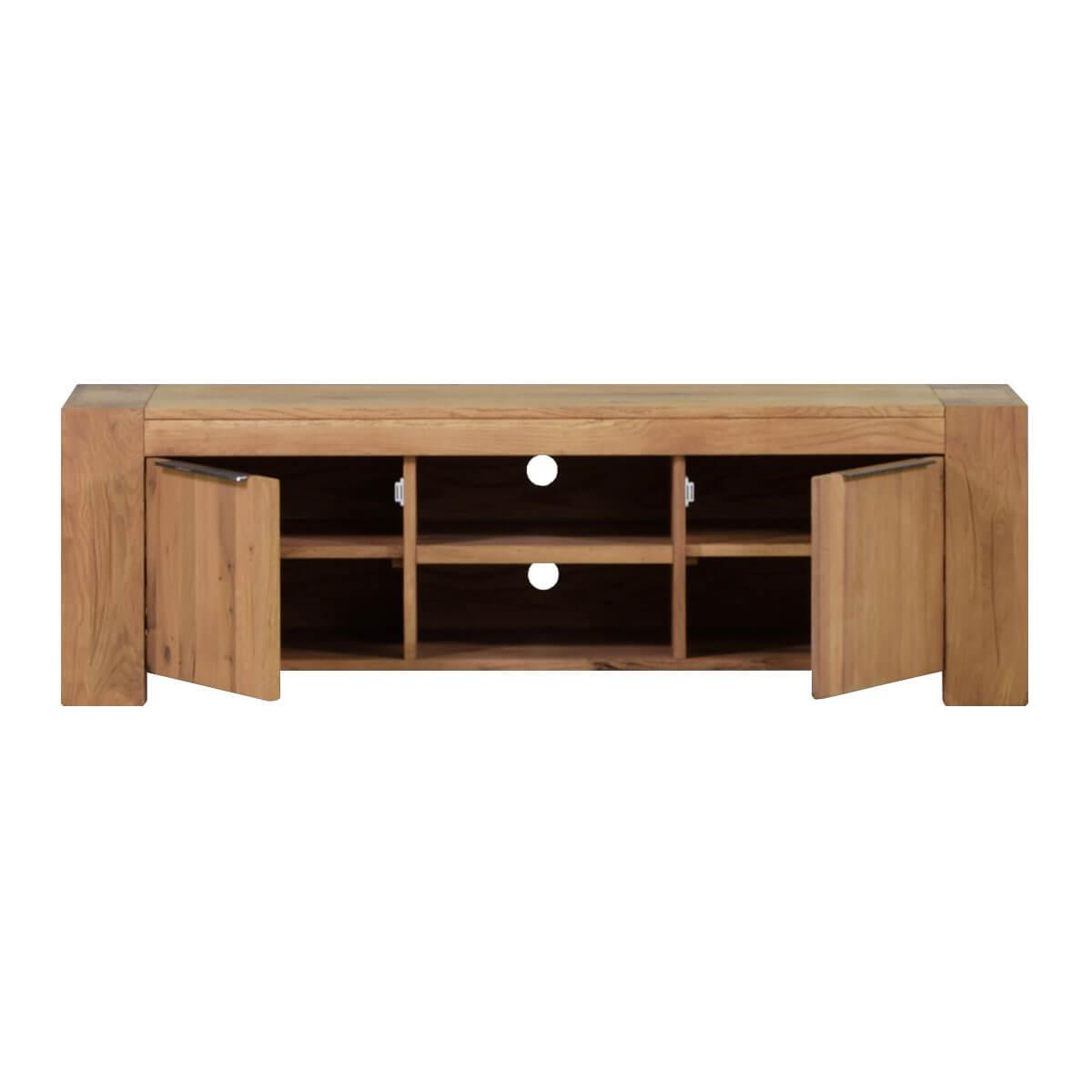 tv lowboard granby in eiche natur ge lt 160 cm. Black Bedroom Furniture Sets. Home Design Ideas