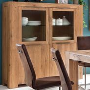 Highboard Granby in Eiche Natural – Bild 2