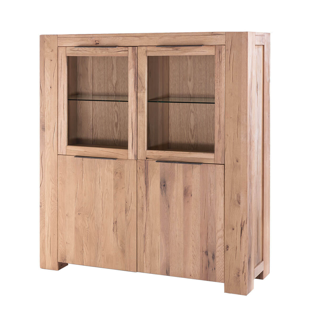 Highboard Granby in Eiche Natural