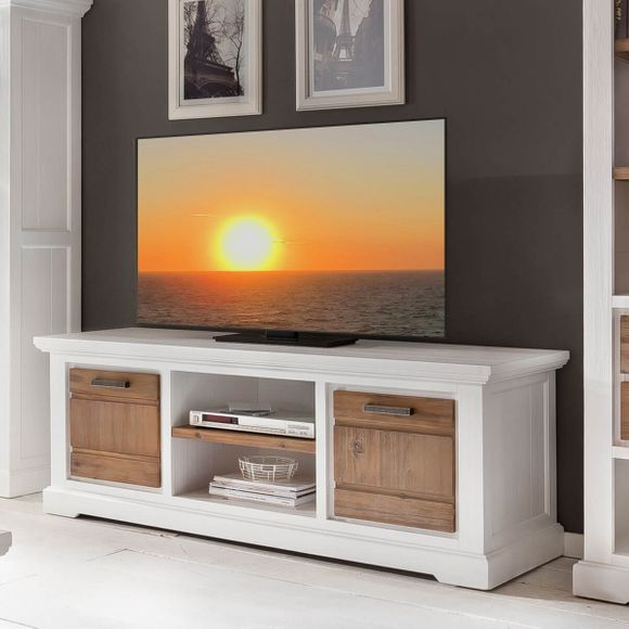 tv lowboards g nstig online kaufen m bel ideal. Black Bedroom Furniture Sets. Home Design Ideas
