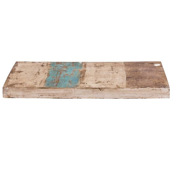 Esstisch Largo 180-280 cm aus Massivholz im Vintage Look + Ansteckplatten – Bild 7
