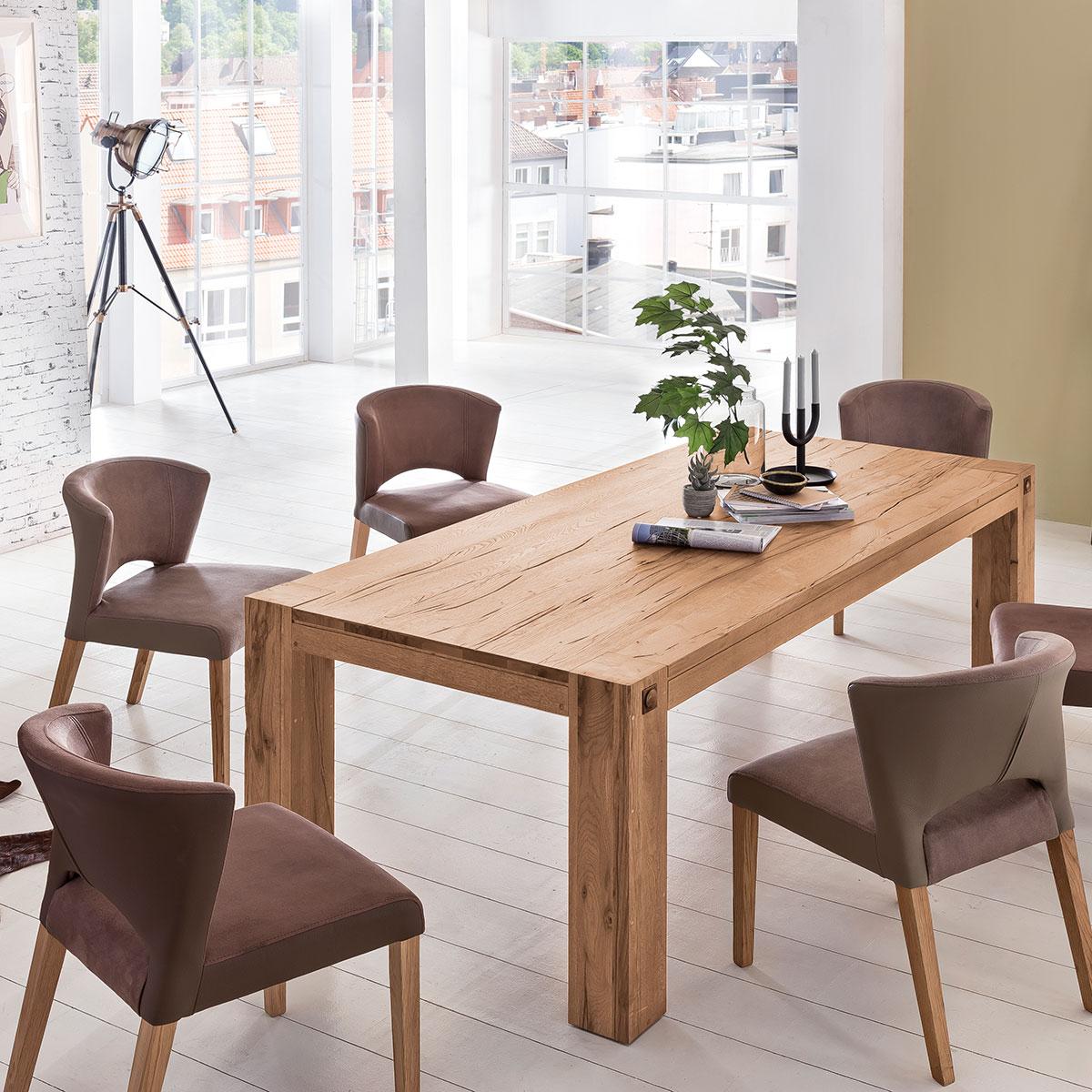 Modernes Esszimmer im Material-Mix | Trends | Design & Lifestyle ...