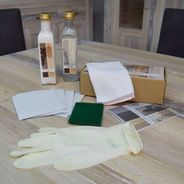 Pflegeöl Set für Naturfarbig geölte Oberflächen – Bild 2