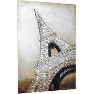3D Wandbild Eiffelturm 80 x 120 cm – Bild 4