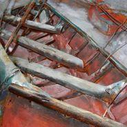 3D Metallbild Boot Wandbild 80 x 100 cm – Bild 3