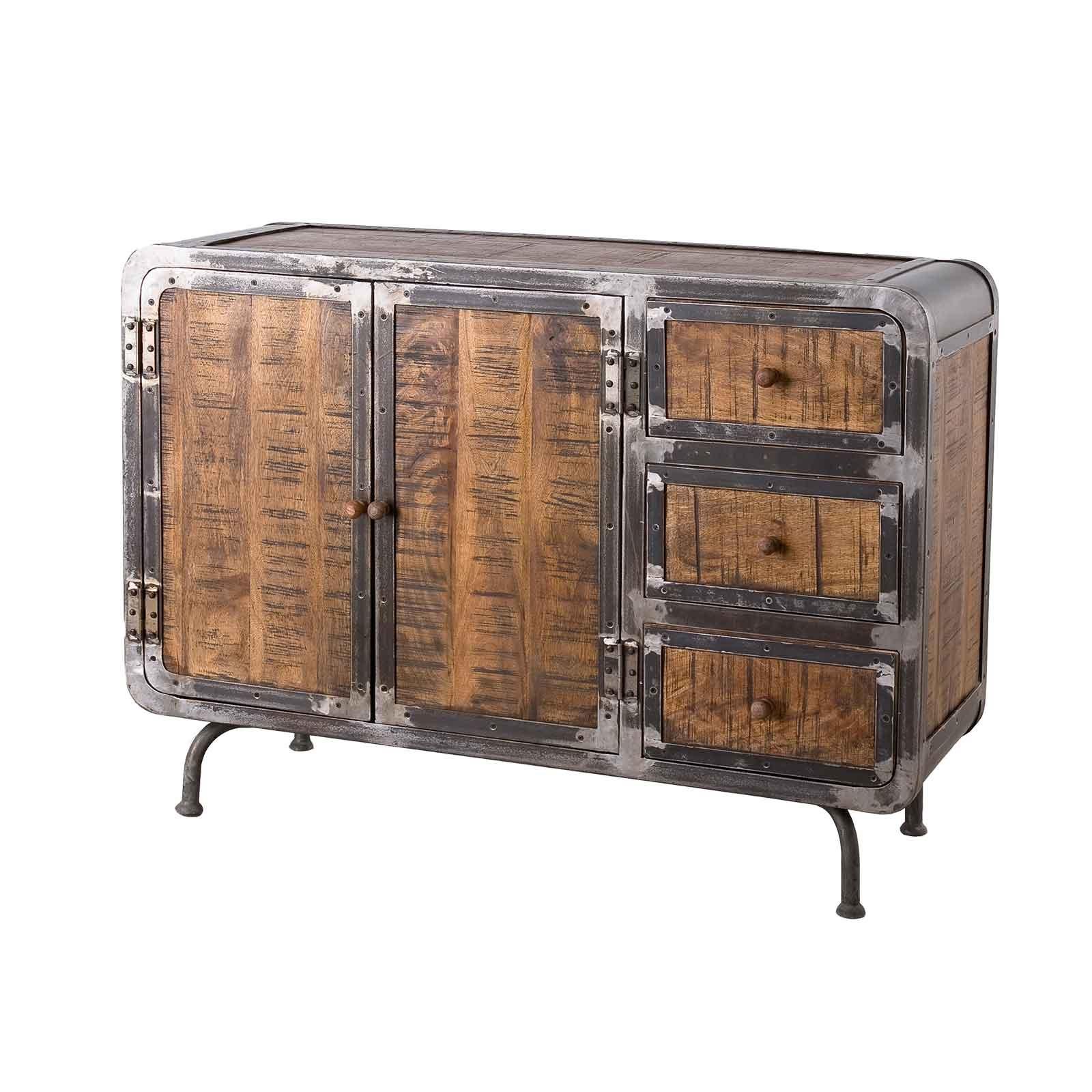 braun mango sideboards online kaufen m bel suchmaschine. Black Bedroom Furniture Sets. Home Design Ideas