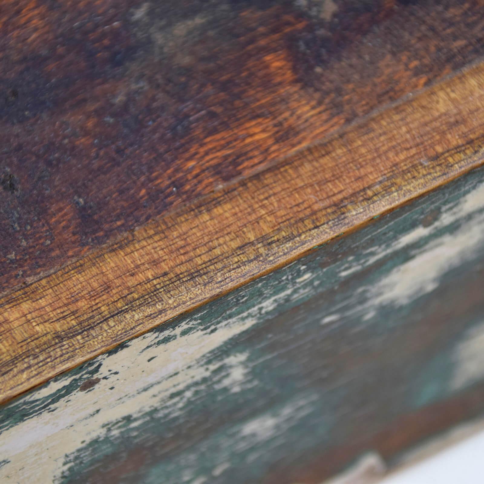 Wandregal Malm Aus Recyceltem Massivholz 120cm Breit Mobel Ideal