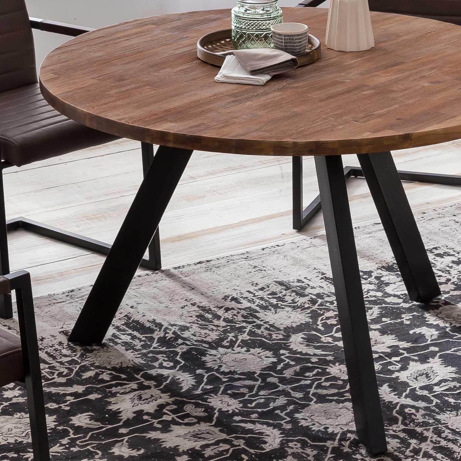 esstisch 120 cm. Black Bedroom Furniture Sets. Home Design Ideas