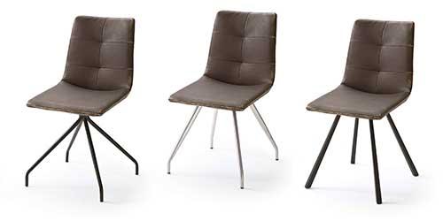Stuhl Alessia mit Sitzschale G