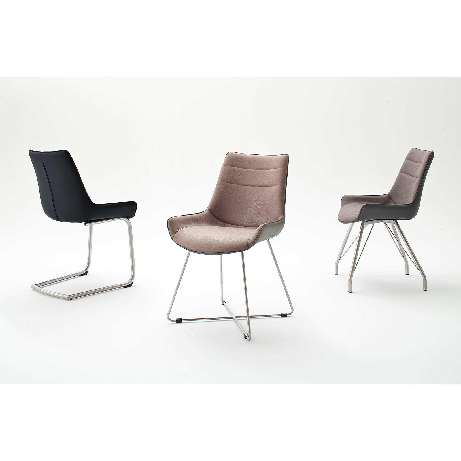 Stuhl Danita B in verschiedenen Farben und Gestellen