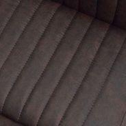 Schwingstuhl Lesa in Dunkelbraun im 2er Set – Bild 4