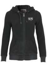 Sublevel Fleece Jacke mit Kapuze