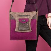 Hot Cookie Bag 1 tweed  001