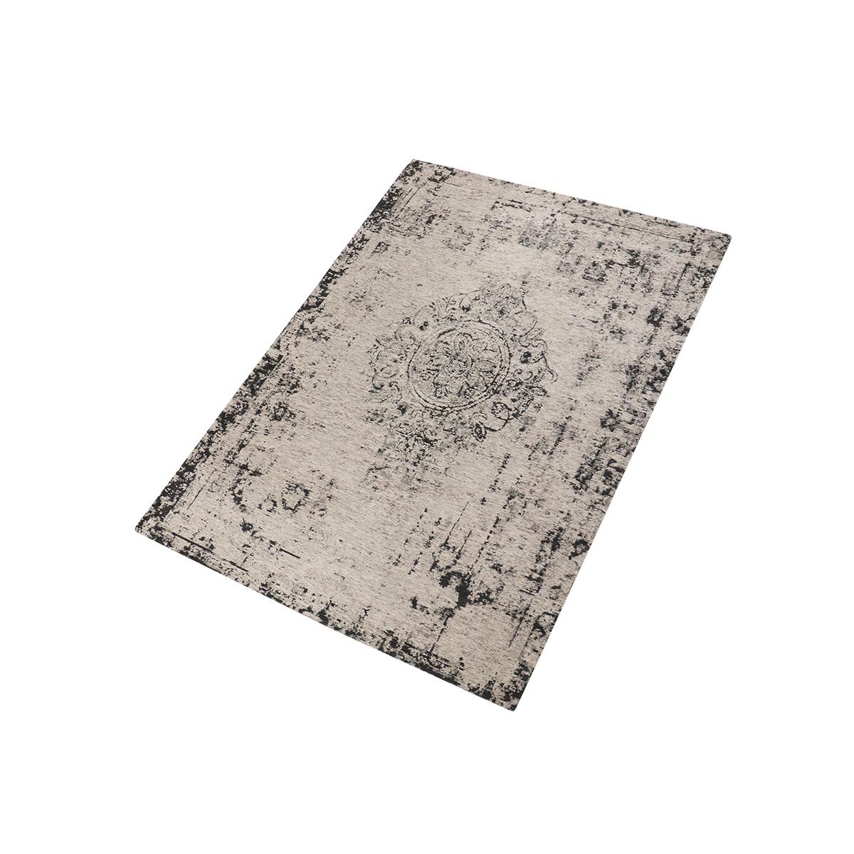 Flachgewebe Teppich Antika Ornament