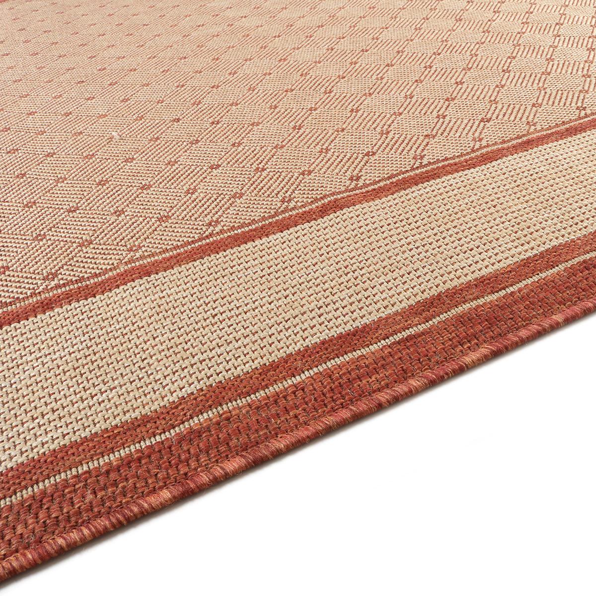 Flachgewebe Teppich Carmen