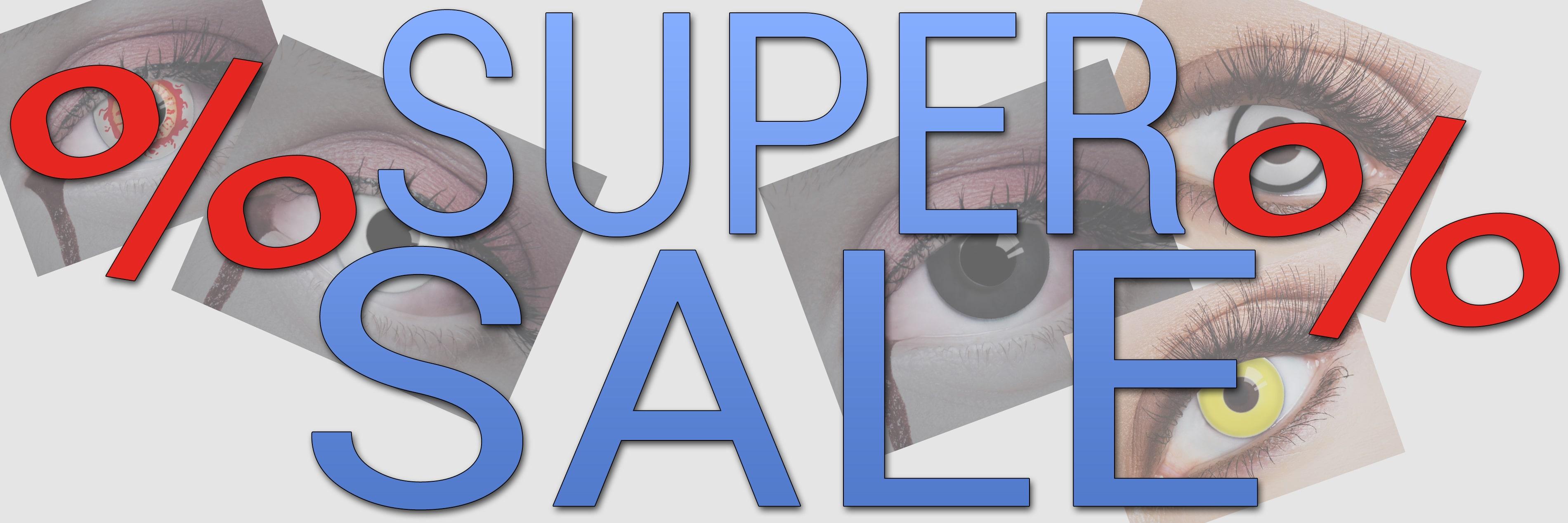Super SALE - bis zu 50% sparen