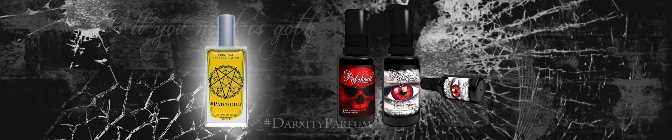 Patchouli Parfum Exklusiv bei uns