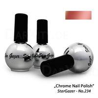 Chrome Nagellack Nr. 234 - kupfern Rosa