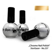 Chrome Nagellack Nr. 237 - Gold