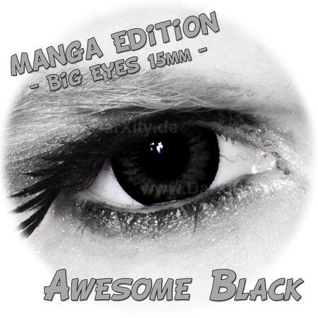 Awesome Black ohne Sehstärke