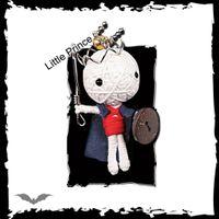 Schlüsselanhänger Voodoo Little Prince – Bild 2