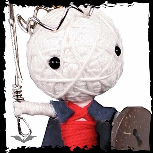 Schlüsselanhänger Voodoo Little Prince
