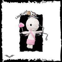 Schlüsselanhänger Voodoo Little cupid – Bild 2