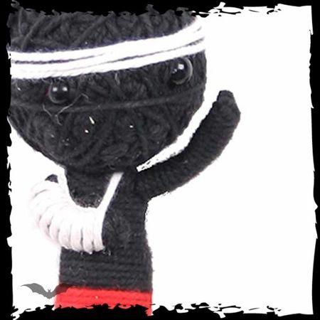 Schlüsselanhänger Voodoo Safety Boy
