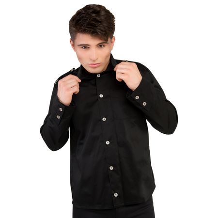 Classic Shirt Denim, black
