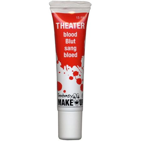 Kunstblut - Theaterblut in der Tube, 15ml
