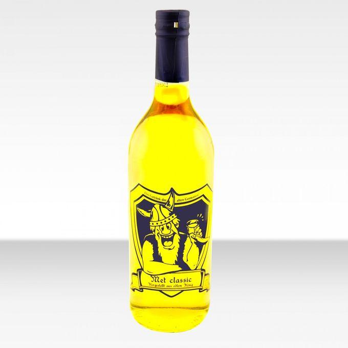 Met Classic, klassischer Honigwein, 11% vol.