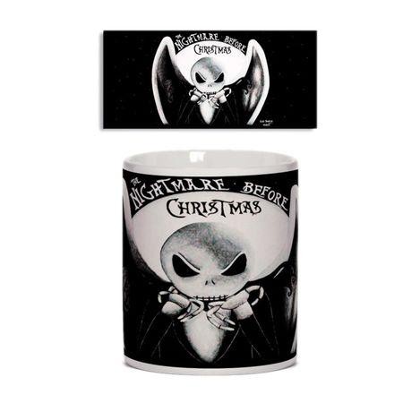 Tasse - Nightmare Before Christmas - Jack mit Flügeln