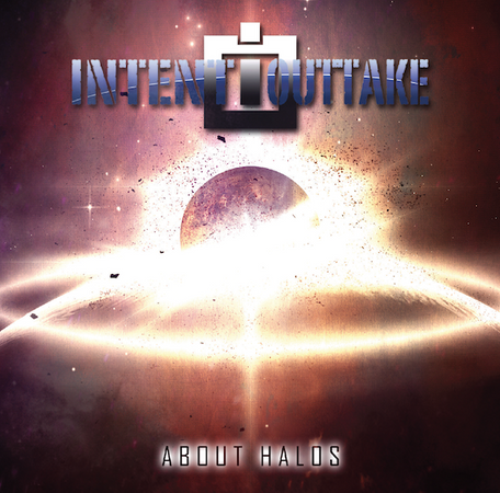 Intent:Outtake, About Halos, Cover