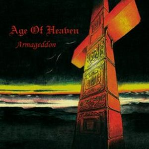 DigiPac - ReRelease CD Armageddon von Age Of Heaven