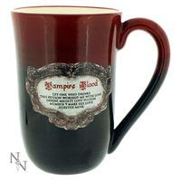 VAMPIRE BLOOD: schwarz-rote Tasse  – Bild 2