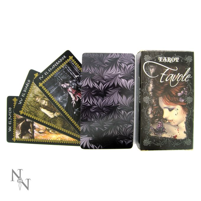 FAVOLE TAROT, Victoria Frances Tarot Karten