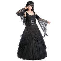 BLACK WEDDING DRESS: Hochzeitskleid schwarz – Bild 2
