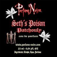 Seth's Poison – Patchouli Parfüm und Zitronengras – Bild 2