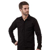 Klassisches Herren Hemd mit diagonalen Taschen